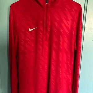 Nike Half ZIP Top XL